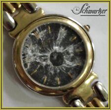 Reparatur Mineralglas rund flach MS für Armband od.  Uhrglas 13 - 46  H ca. 1mm