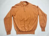 Mens Peter Millar Sweater SIZE Large Wool/Silk/Cashmere