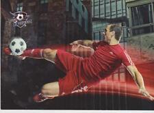 C1000 2012 Stars of Football Dutch Signed tradingcard #50 Wesley Verhoek