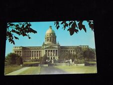 Vintage Postcard, Frankfort, Kentucky, Ky, View Of The State Capitol Building