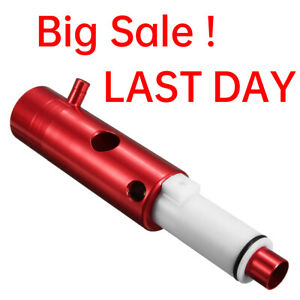 Replacement Paintball Custom 98 Red Aluminum Power Tube+Derlin Bolt For