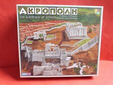 AKPONOAH THE ACROPOLIS OF ATHENS BOARD GAME * AF GAMES * COMPLETE * RARE