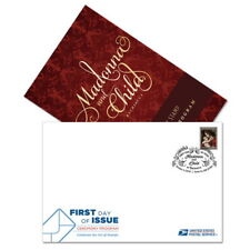 USPS New Madonna and Child by Bachiacca Ceremony Program