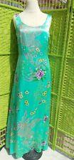 NEW ESCADA SILK MAXI DRESS (36) NWT