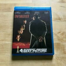 Unforgiven Blu-Ray (Clint Eastwood, Morgan Freeman, 2006, western)