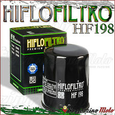 FILTRO OLIO HIFLO HF198 POLARIS Ranger RZR S 800 2009 2010 2011 2012 2013 2014