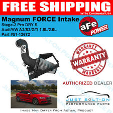 AFE Magnumforce Pro DRY S CAI fits 2015-2016 A3/S3 Golf GTI 1.8L/2.0L - 51-12672