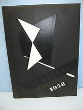 1958 Gateway, Southeastern Bible College, Birmingham, Alabama Yearbook