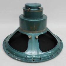 "ALTEC LANSING 605A Duplex Vintage 1950's Blue Speaker 15"" Driver Single"