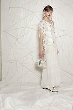 Kurzarm Damen-Pullover & -Strickware im Ponchos-Stil mit grober Strickart