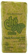 Che Mate Organic Pure Green Mate with Stems 500g