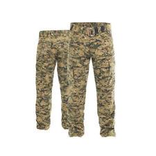 Pantaloni per tutte le stagioni in tessuto di cotone per motociclista