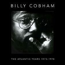 BILLY COBHAM - ATLANTIC YEARS 1973-1978,THE 8 CD NEU