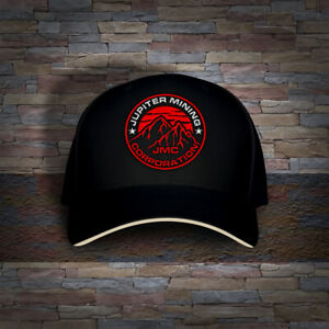 Red Dwarf JMC Jupiter Mining Corporation Company Embro Cap Hat