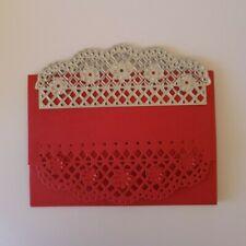 Craft Metal cutting die Scrapbooking Paper craft  DIY Cards - Decorative Edging
