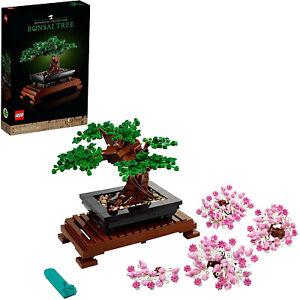 LEGO Creator 10281 Bonsaï, collection botanique occasion comme neuf