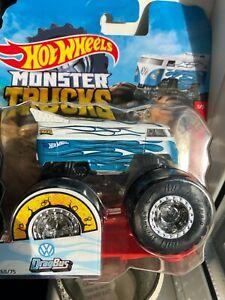 Hot Wheels Monster Trucks Volkswagen Drag Bus 2020 1:64
