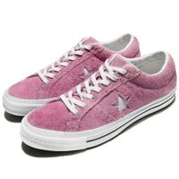 Converse One Star Ox Light Orchard Pink Suede 159492C Mens Size 9