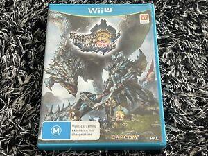 Monster Hunter 3 Ultimate (Nintendo Wii U, 2013) AUS PAL - Free Postage