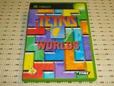 Tetris Worlds para Xbox * embalaje original *