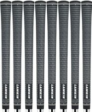Lamkin Crossline Standard Size Golf Grips - Set of 8