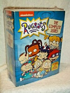 Rugrats Complete Series Season 1 2 3 4 5 6 7 8 + 3 Movies (DVD, 2021, 19-Disc)
