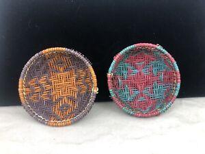 Hopi Baskets