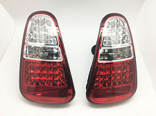 LED Tail Lights Rear Lamps W reverse Fits 04-06 Mini Cooper R50 R52 R53
