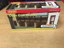 More details for hornby skaledale r8634 open coal deposit boxed.