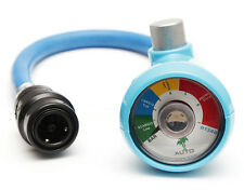 Manometer KFZ-Klimaanlagen Druckmanometer Klimaleitung Schnellkupplung BP R134a