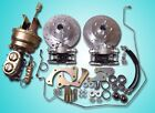 1965-1968 Chevrolet full size impala power front disc brake conversion  for sale