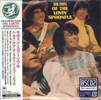 LOVIN' SPOONFUL-HUMS OF THE...-JAPAN MINI LP BLU-SPEC CD2 BONUS TRACK Ltd/Ed E51