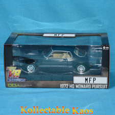 1:24 DDA - MFP 1972 Holden HQ Monaro Pursuit
