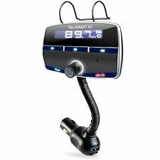 Gogroove Flexsmart X5 Bluetooth Fm Transmitter Car Kit With Hands-Free Calling