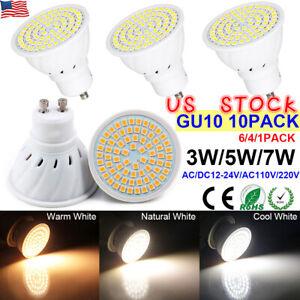 5Pcs 24V G5.3 35W//50W Base Halogen Bulbs Light Lamp Bulb UU