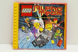 Lego Alpha Team CD-ROM PC, 2000