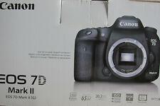 Canon EOS 7d Mark II 20,2 mega píxeles Full HD Body