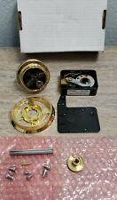 S&G Safe Lock 6730- 135 Liberty Used with No Key Gold Black Finish