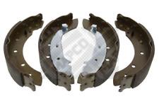 Bremsbackensatz für Bremsanlage Hinterachse MAPCO 8128
