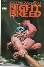 Epic Clive Barker's Night Breed #6 (Nov. 1990) High Grade