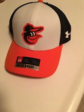 Under Armour Baltimore Orioles On-Field Adjustable Hat