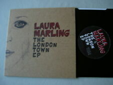 "LAURA MARLING The London Town EP debut 7"" vinyl single"