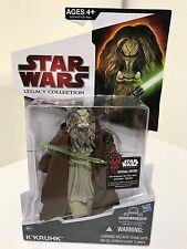 2009 Star Wars Hasbro Legacy Collection Droid Factory K'KRUHK BD57