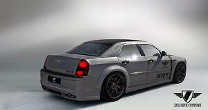 Chrysler 300c Rear bumper bodykit Lip for the 2004-2010