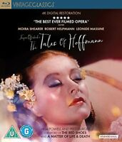Tales Of Hoffmann - Special Edition * Digitally Restored [Blu-ray] [1951] [DVD]