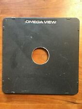 Omega Vew Lens Board 160 x 160
