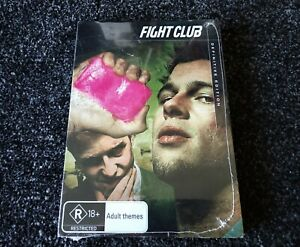 Fight Club (DVD, 2010)
