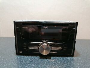 JVC KW-R510 CAR STEREO WITH USB AUX & ISO WIRING