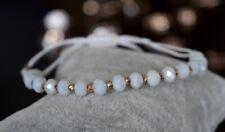 Gold 585 14Karat Armband Steine Universalgröße Edel
