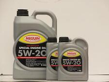 4,62€/l Meguin Megol Special Engine Oil SAE 5W-20 7 L Chrysler MS-6395 ILSAC